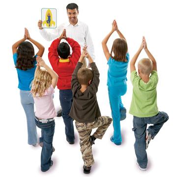 Yoga in the Classroom!
