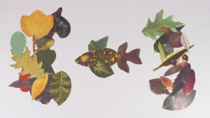 Crafty Leaves Fish