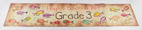 School Classroom Banner