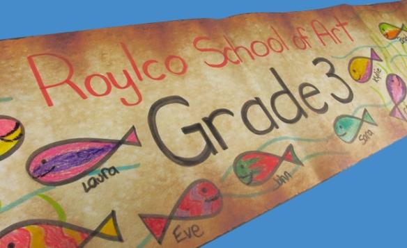 Classroom Banner