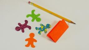 Little People Paper Bits