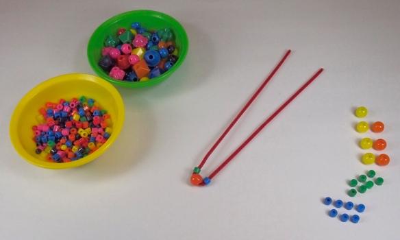 Napkin Ring Beads