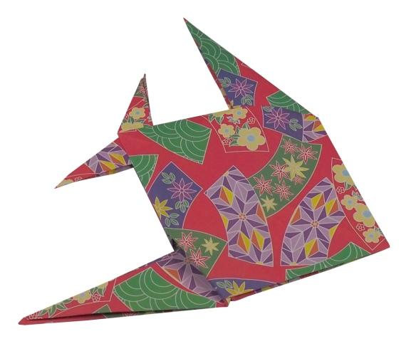 Origami-Fish