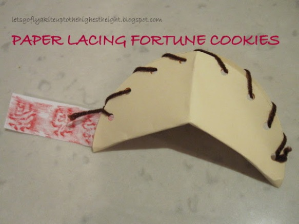 Paper Lacing Fortune Cookies 033