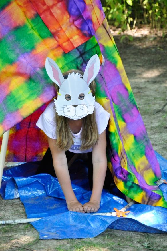 kids crafts barnyard masks