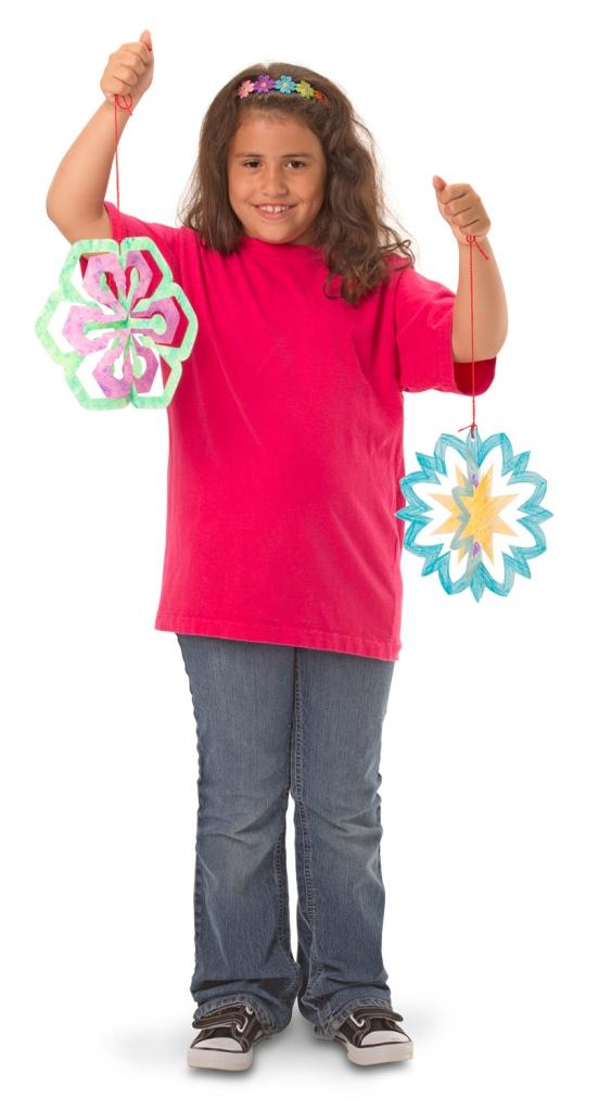 51081-3D-Ornaments-girl