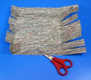 wood paper trees