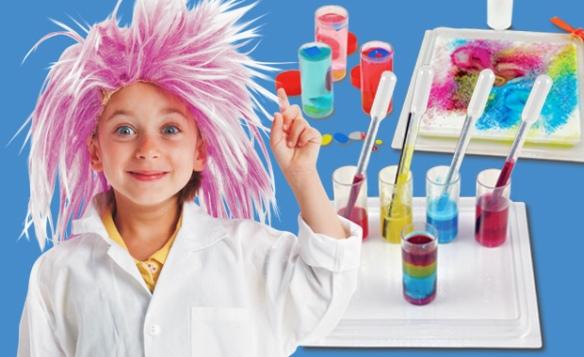 sensory chemistry kit