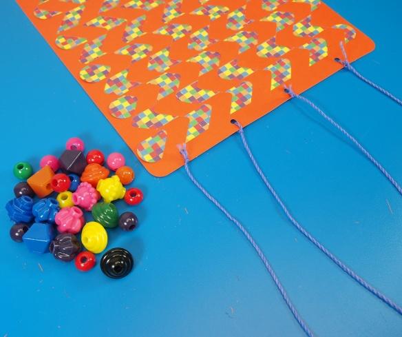 wall hang weaving mat