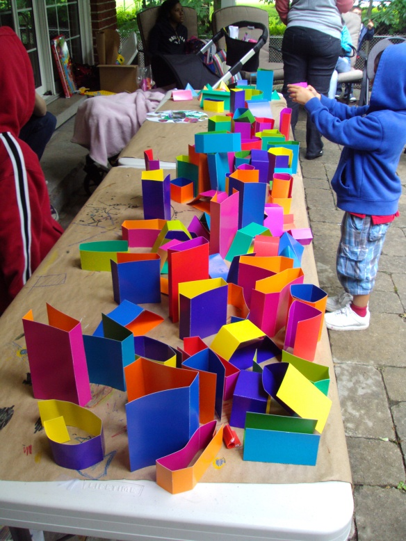 paper card city
