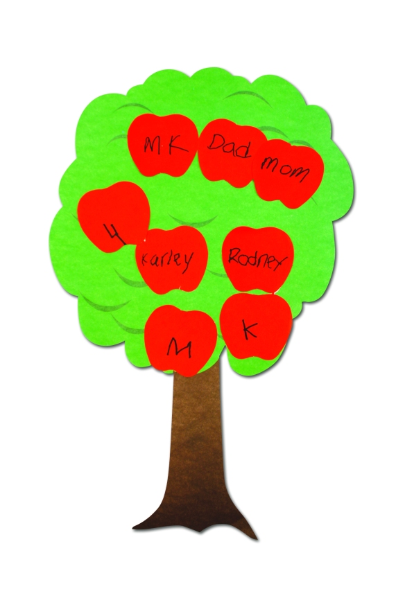 apple tree family tree