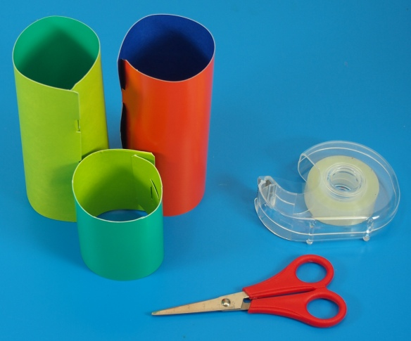 tube crafts desk organizer