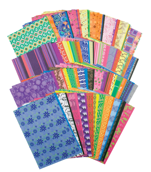 15203 Decorative Hues Paper
