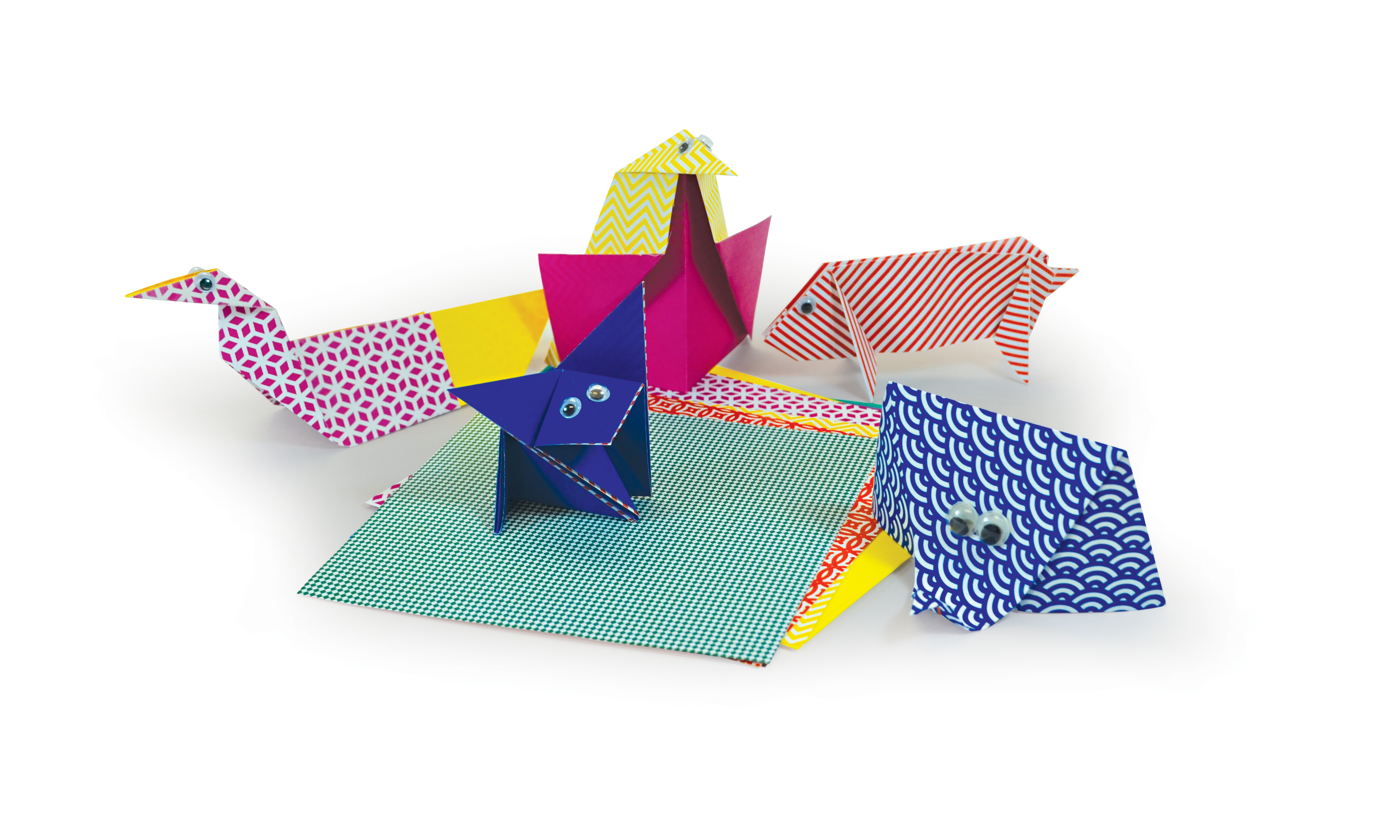 Elementary Origami Animals for 2nd Grade | Roylco - photo#24