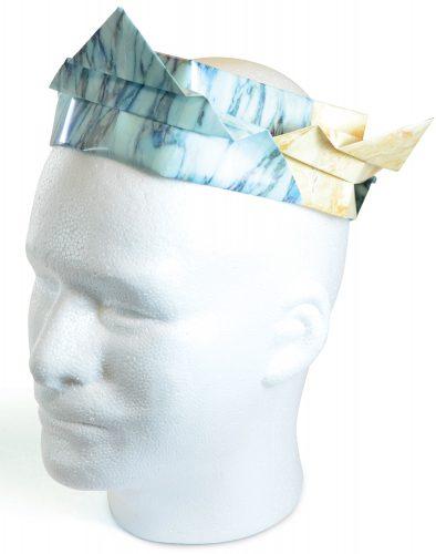 15401 Marble Paper - Crwon Head