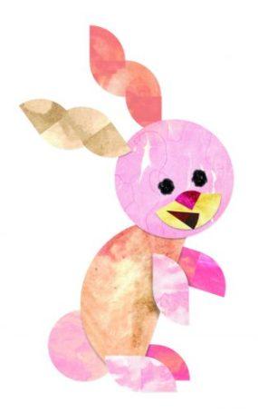 Fracton Friends_Bunny